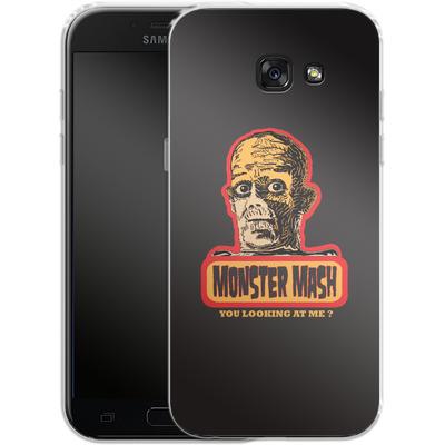 Samsung Galaxy A5 (2017) Silikon Handyhuelle - Monster Mash von caseable Designs