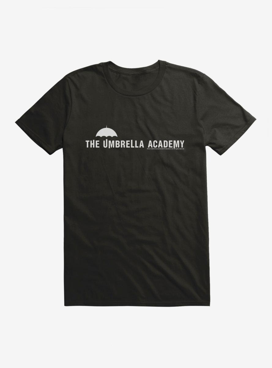 The Umbrella Academy Bold Logo T-Shirt