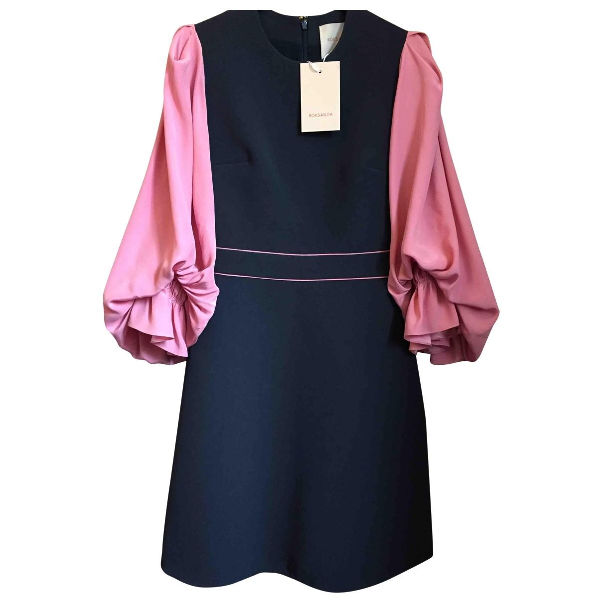 Roksanda \N Navy dress for Women 6 UK
