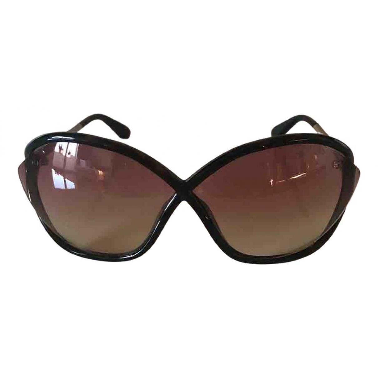 Tom Ford - Lunettes   pour femme en autre - marron