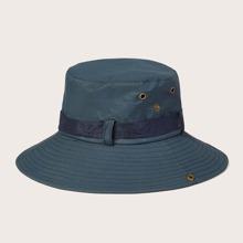 Guys Solid Bucket Hat