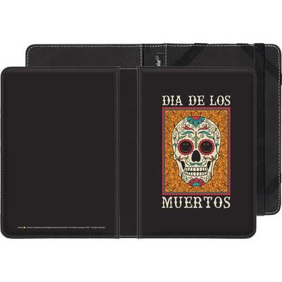 Sony Reader PRS-T2 eBook Reader Huelle - Dia De Los Muertos  von Smiley®