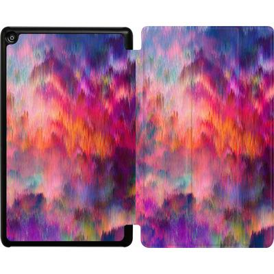 Amazon Fire HD 8 (2018) Tablet Smart Case - Sunset Storm von Amy Sia