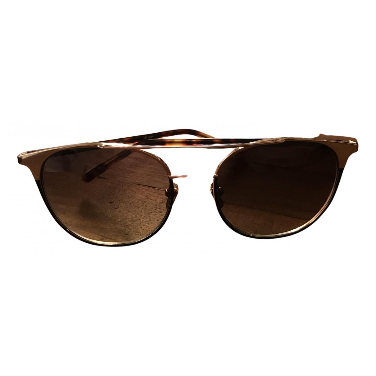 Linda Farrow N Metal Sunglasses for Women N