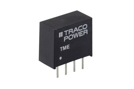 TRACOPOWER TME 1W Isolated DC-DC Converter Through Hole, Voltage in 4.5 → 5.5 V dc, Voltage out 5V dc
