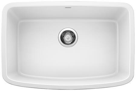Valea 442551 Silgranit Undermount Single Sink Bowl  in