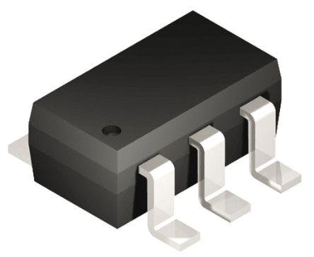 Analog Devices ADG702LBRTZ-REEL7 , Multiplexer/Demultiplexer SPST, 5.5 V, 6-Pin SOT-23 (3000)