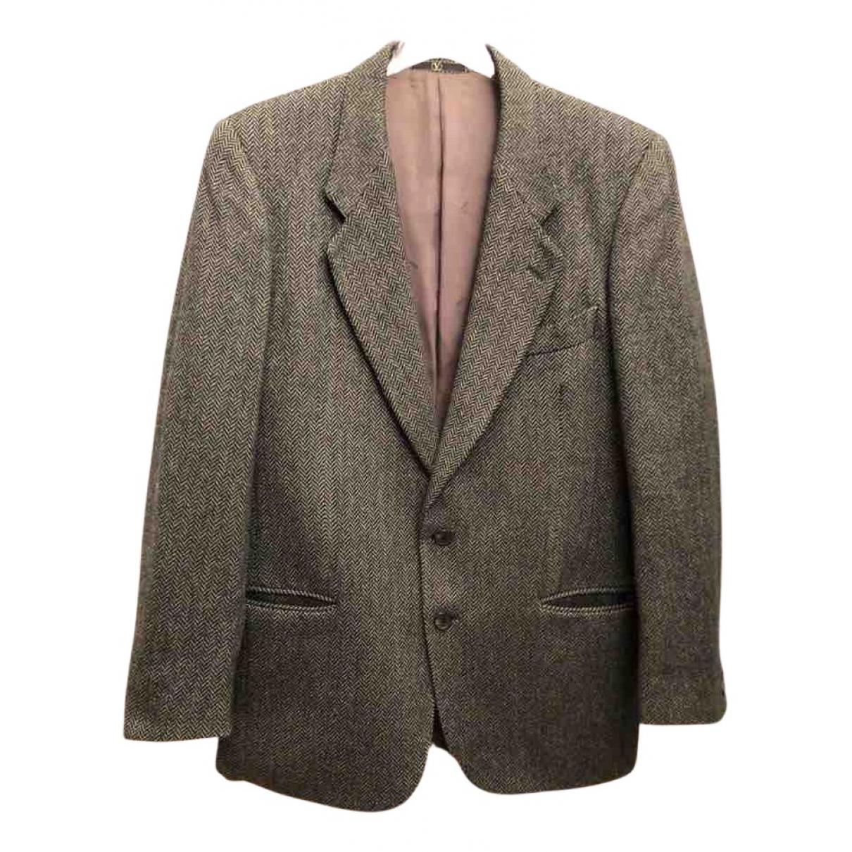 Valentino Garavani N Anthracite Cashmere jacket  for Men 50 IT