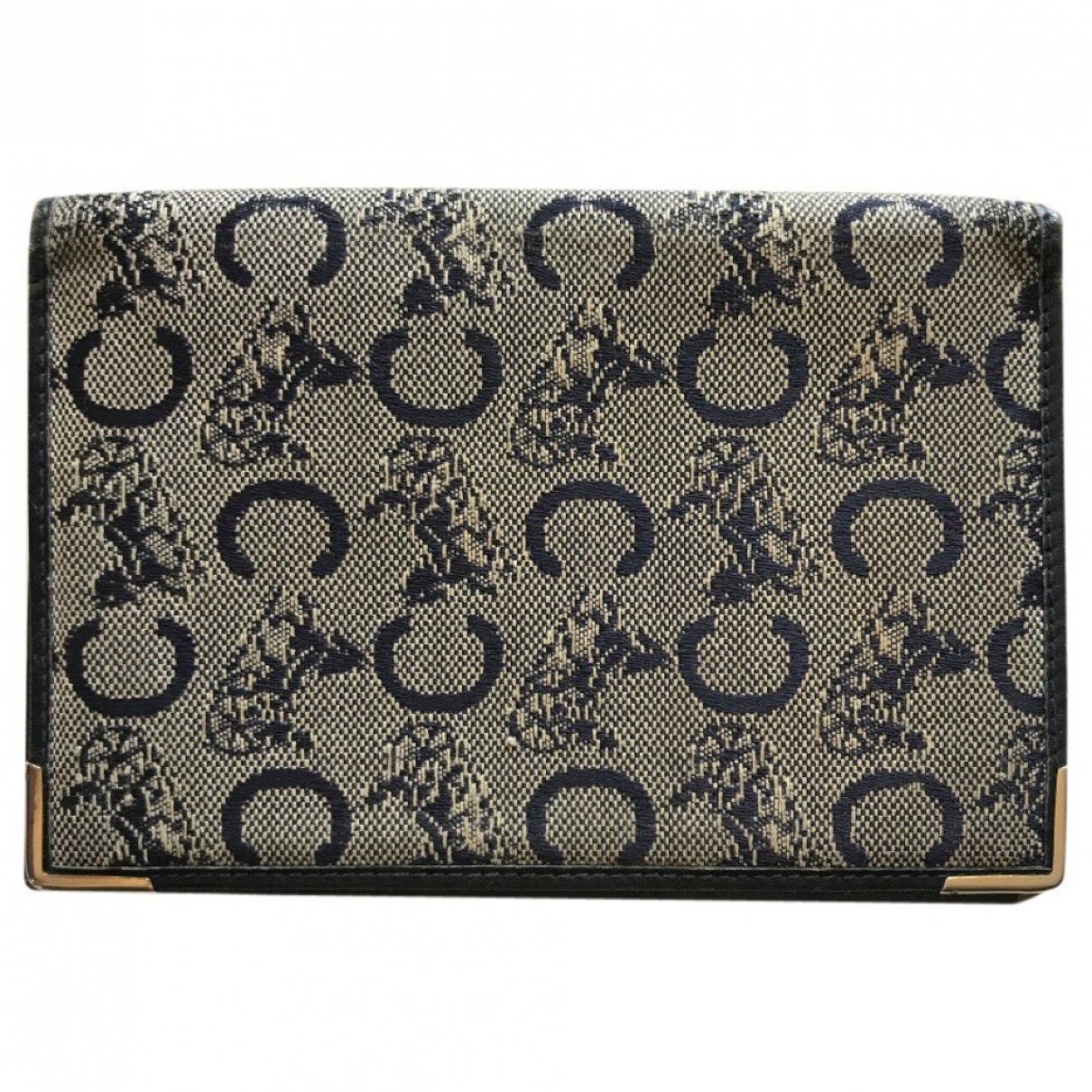 Celine \N Blue Cloth Purses, wallet & cases for Women \N