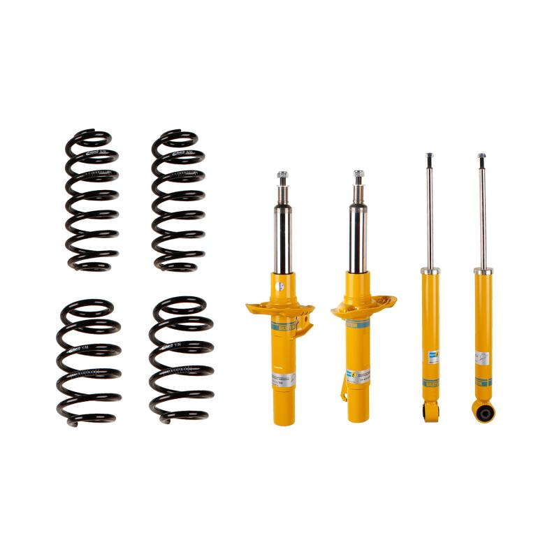 Bilstein B12 (Pro-Kit) - Suspension Kit Audi 80 Front and Rear 1988