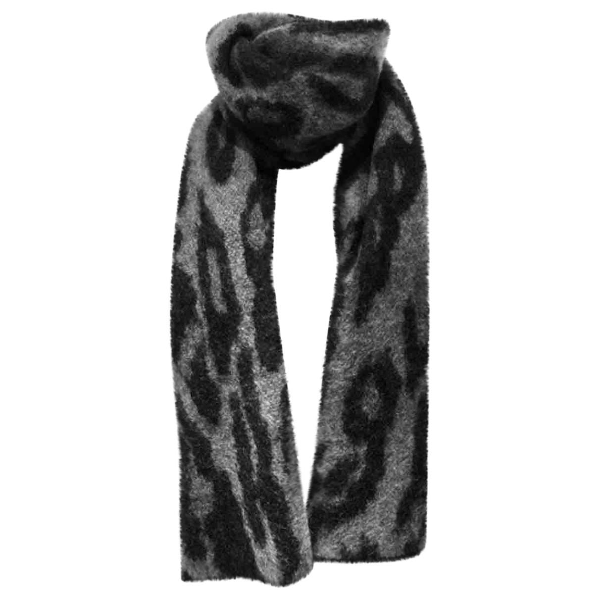 By Malene Birger \N Grey Wool scarf for Women \N