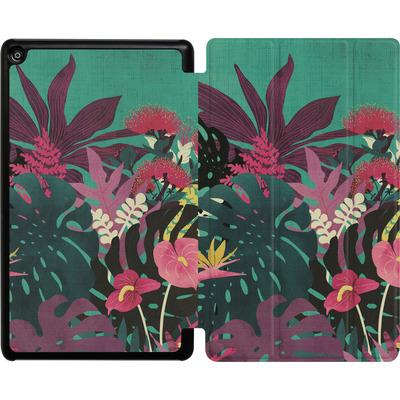 Amazon Fire HD 8 (2017) Tablet Smart Case - Tropical Tendencies von Little Clyde