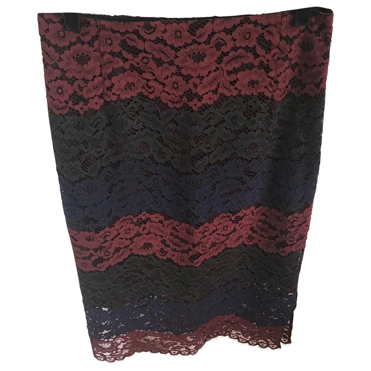 Sandro \N Multicolour skirt for Women 38 FR
