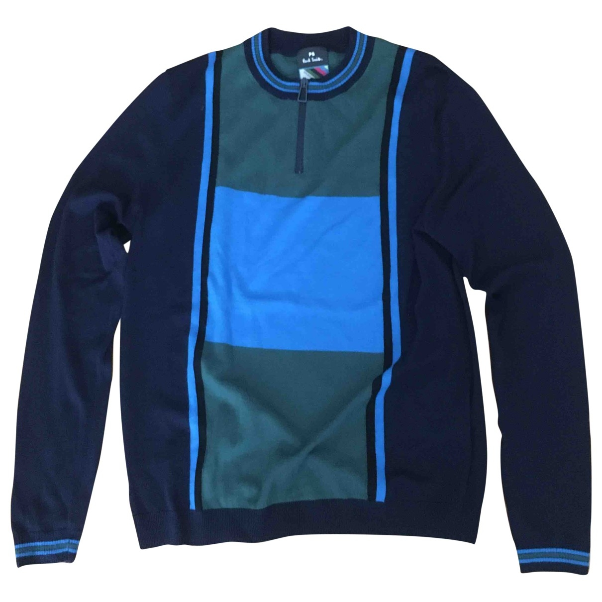 Paul Smith \N Blue Wool Knitwear & Sweatshirts for Men S International