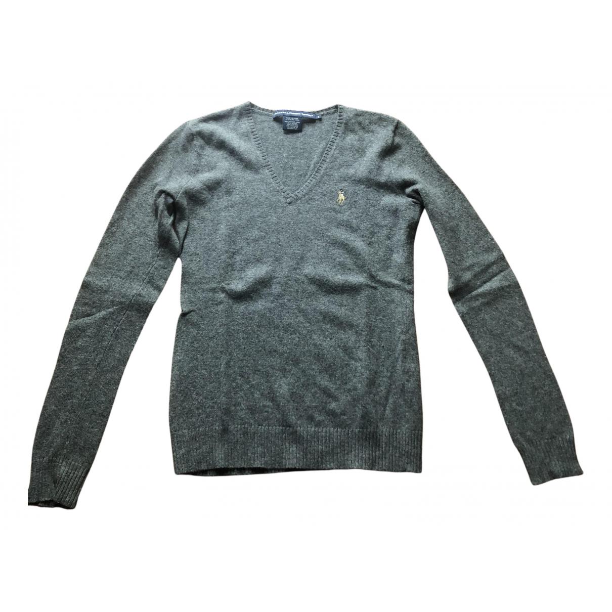 Ralph Lauren N Grey Cotton Knitwear for Women S International