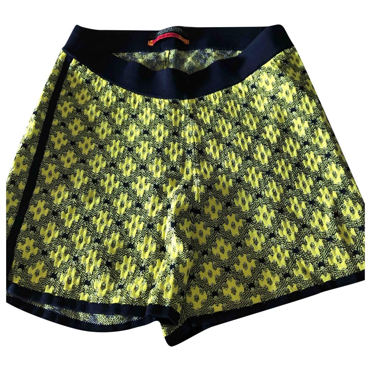 Scotch & Soda \N Shorts in  Bunt Synthetik