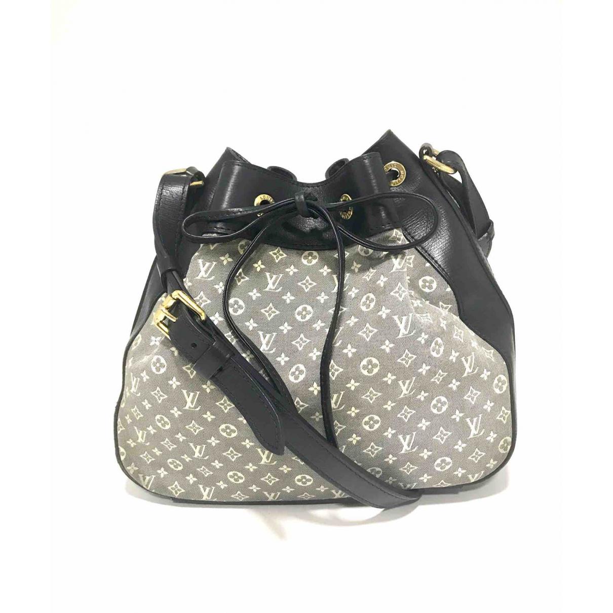 Louis Vuitton Idylle Blue Cotton handbag for Women \N