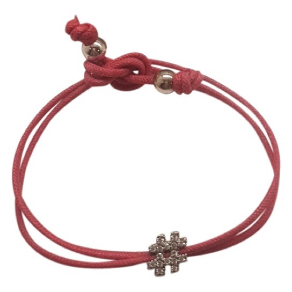 Bliss - Bracelet   pour femme en argent - rose