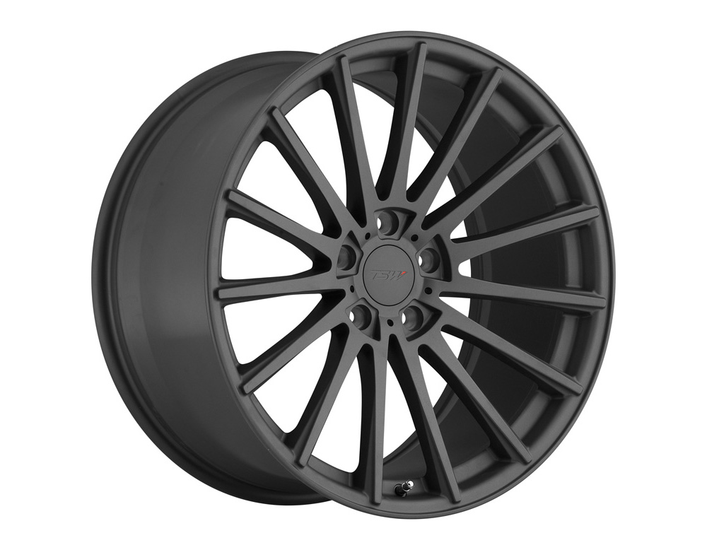 TSW Chicane Wheel 19x9.5 5x112 35mm Matte Gunmetal