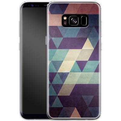 Samsung Galaxy S8 Silikon Handyhuelle - Cryyp von Spires