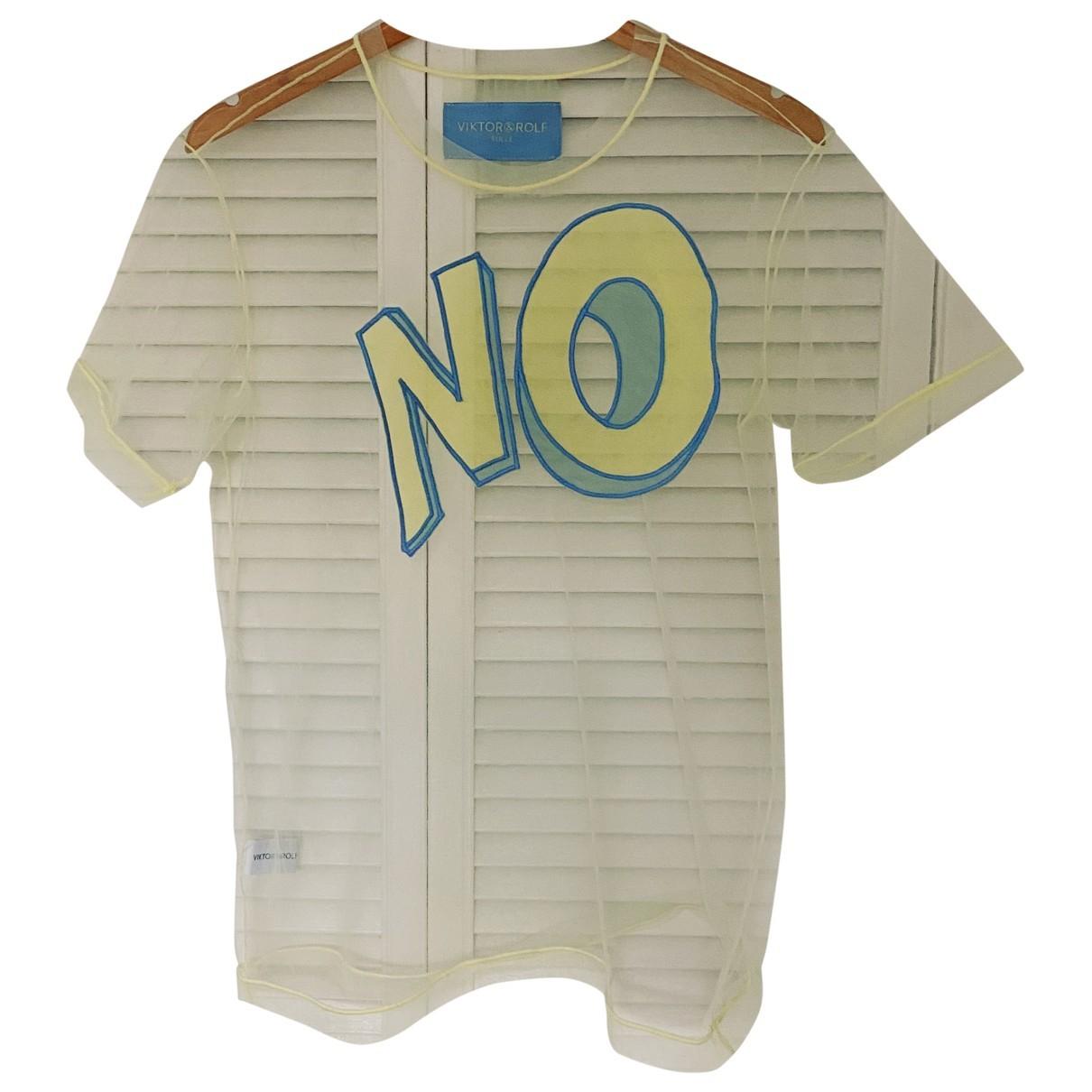 Camisa de Encaje Viktor & Rolf