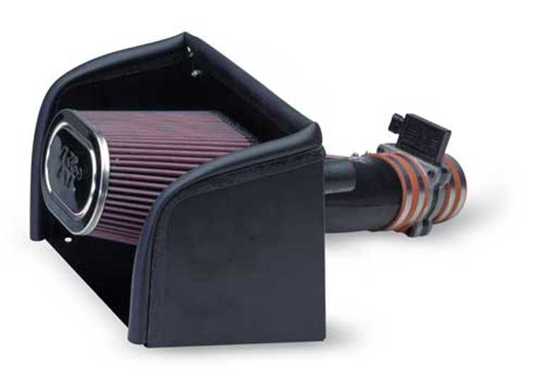 K&N 57-3016-1 Performance Air Intake System Chevrolet 7.4L V8
