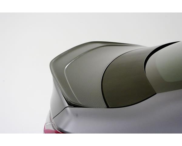 Varis VALE-007 Rear Carbon Wing   Long Tail Type Lexus RC-F 2015
