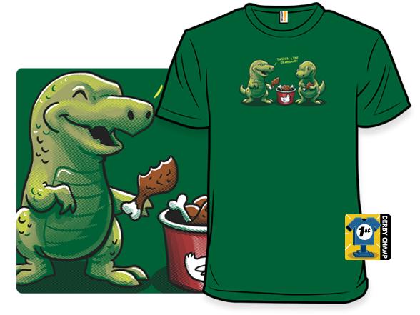 A Familiar Flavor T Shirt