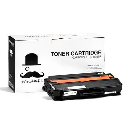 Samsung MLT-D103L cartouche de toner compatible noire haute capacité - Moustache®