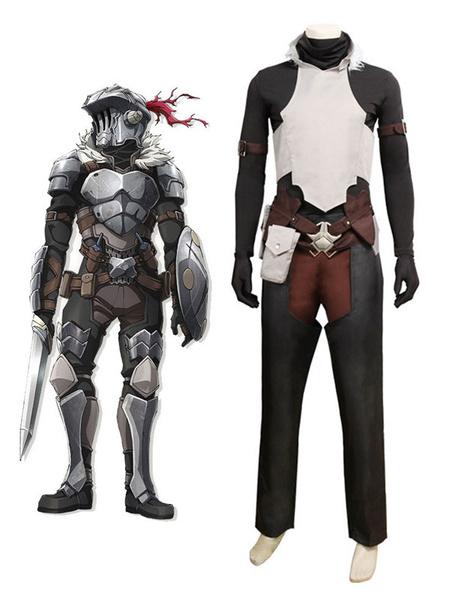 Milanoo Goblin Slayer Halloween Cosplay Costume