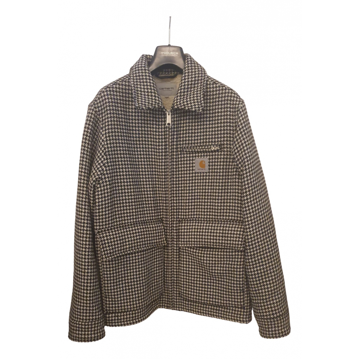 Carhartt Wip \N White Wool coat  for Men S International