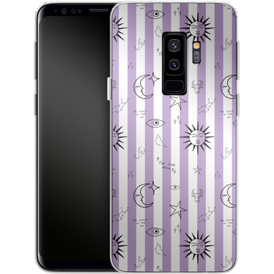 Samsung Galaxy S9 Plus Silikon Handyhuelle - Optical Zodiac von caseable Designs