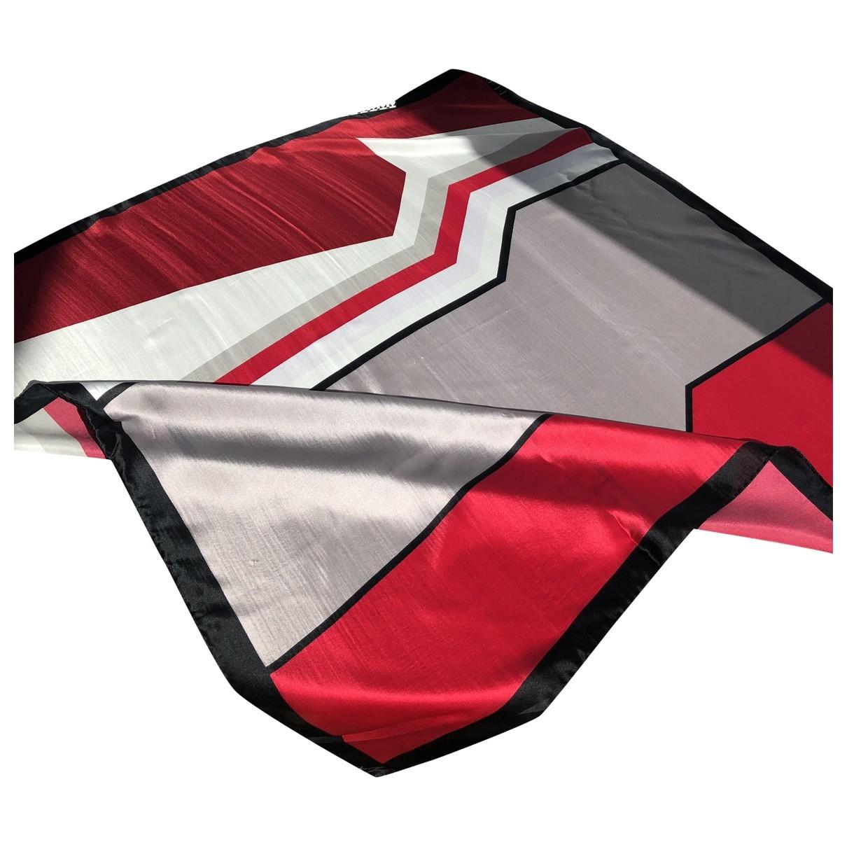 Furla \N Red Silk scarf for Women \N