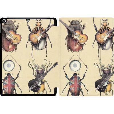 Apple iPad 9.7 (2018) Tablet Smart Case - Meet The Beetles von Eric Fan