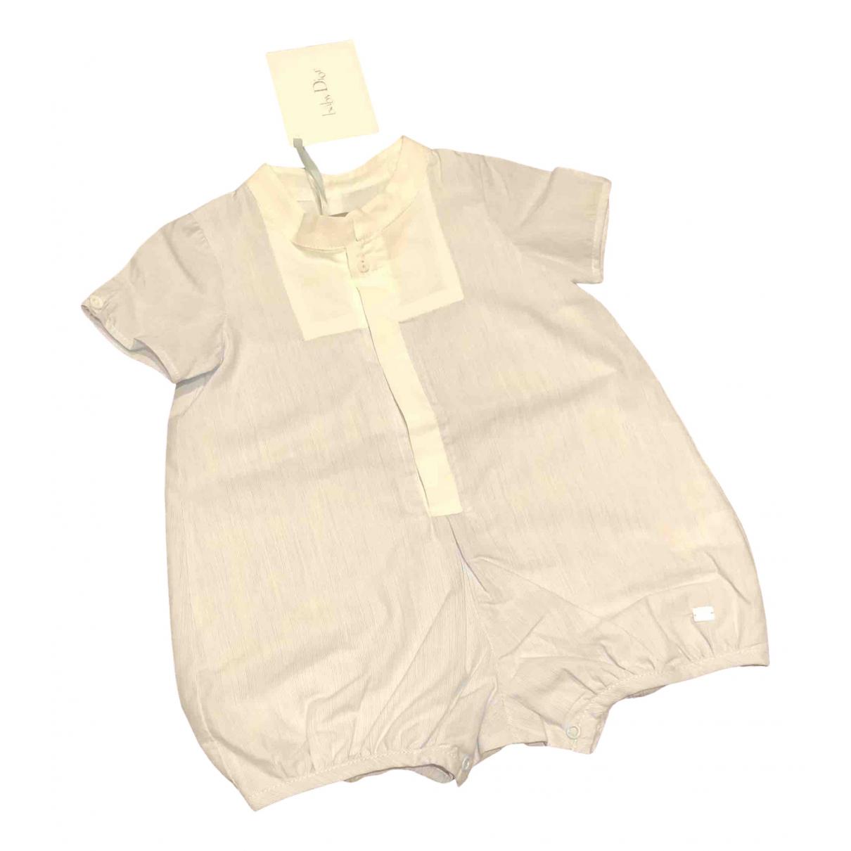 Dior - Les ensembles   pour enfant en coton - bleu