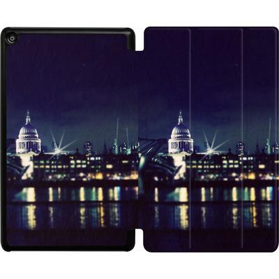 Amazon Fire HD 8 (2018) Tablet Smart Case - Thames von Ronya Galka