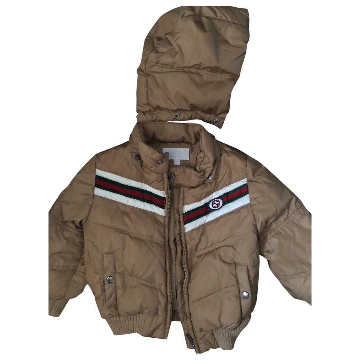 Gucci \N Camel jacket & coat for Kids 18 months - up to 81cm FR
