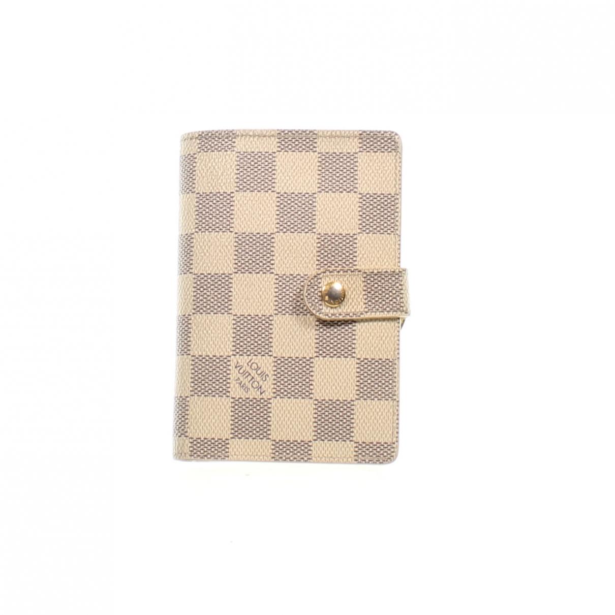 Louis Vuitton - Portefeuille   pour femme en autre - multicolore