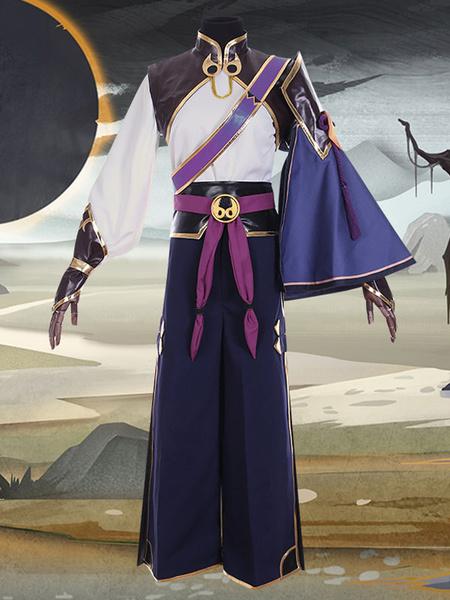 Milanoo Fate Grand Order FGO Prince Of Lanling Halloween Cosplay Costume