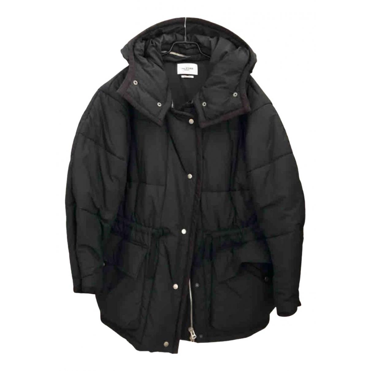 Isabel Marant Etoile - Manteau   pour femme en coton - noir