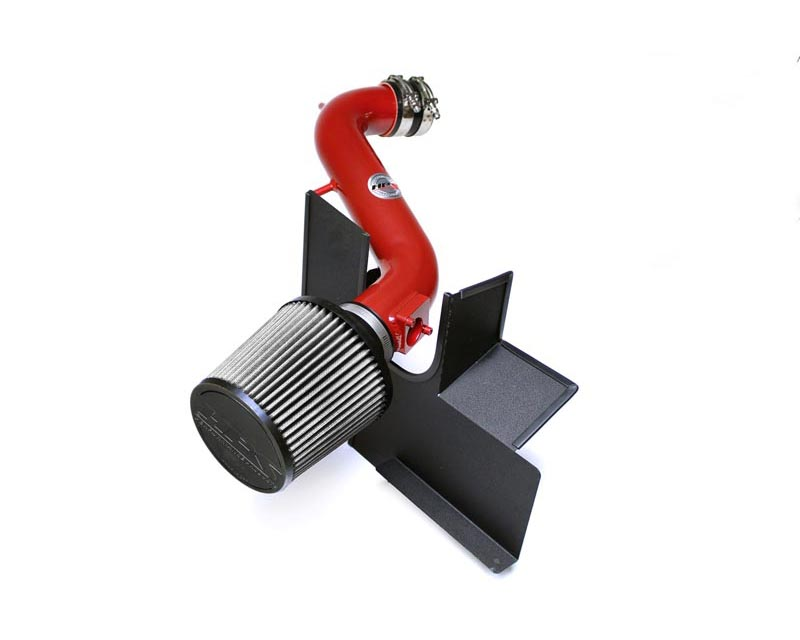 HPS Performance Cold Air Intake Kit 01-05 Lexus GS300 3.0L, Includes Heat Shield, Red