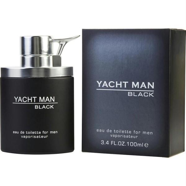 Yacht Man Black - Myrurgia Eau de Toilette Spray 100 ML