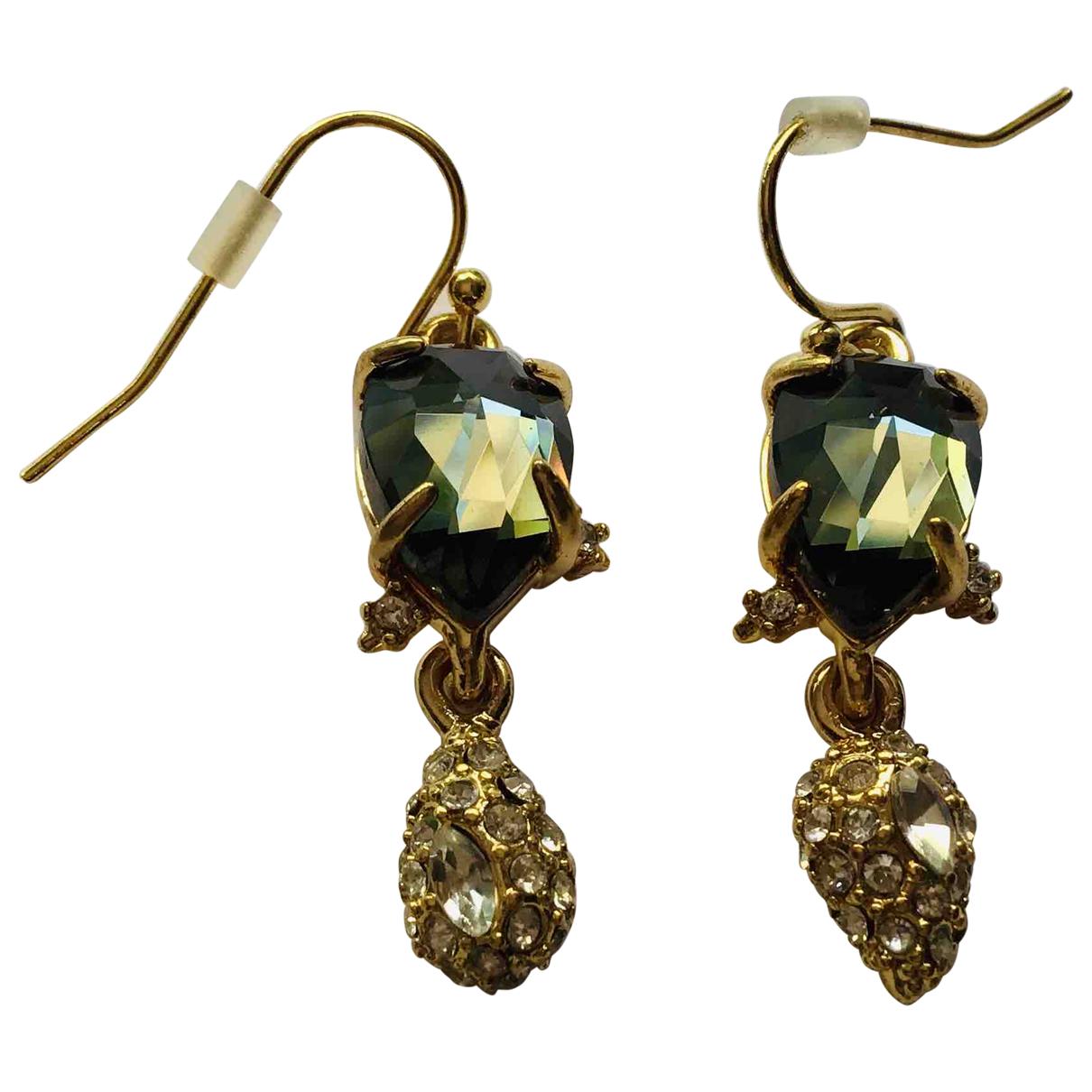 Alexis Bittar \N Metal Earrings for Women \N