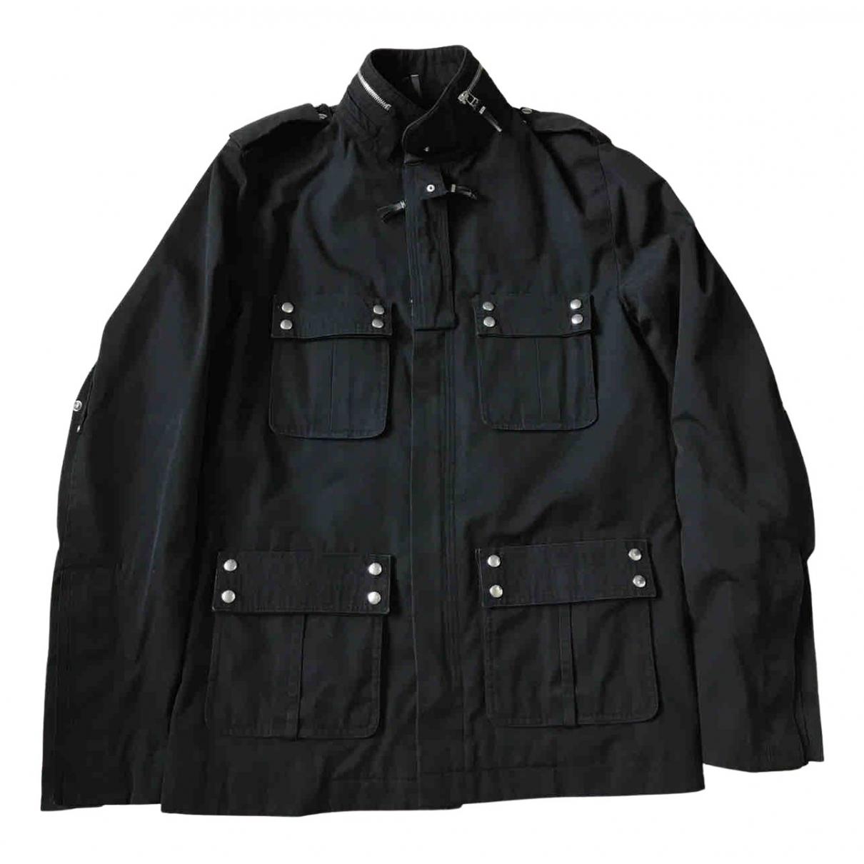 Dior Homme N Black coat  for Men 50 FR