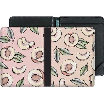 tolino vision 4 HD eBook Reader Huelle - Peach Please von Barlena