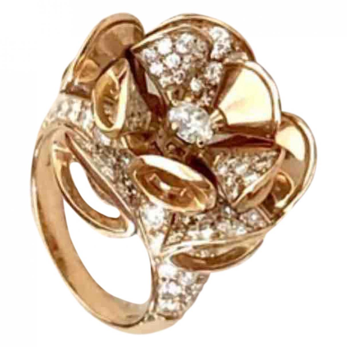 Bvlgari - Bague Divas Dream pour femme en or rose