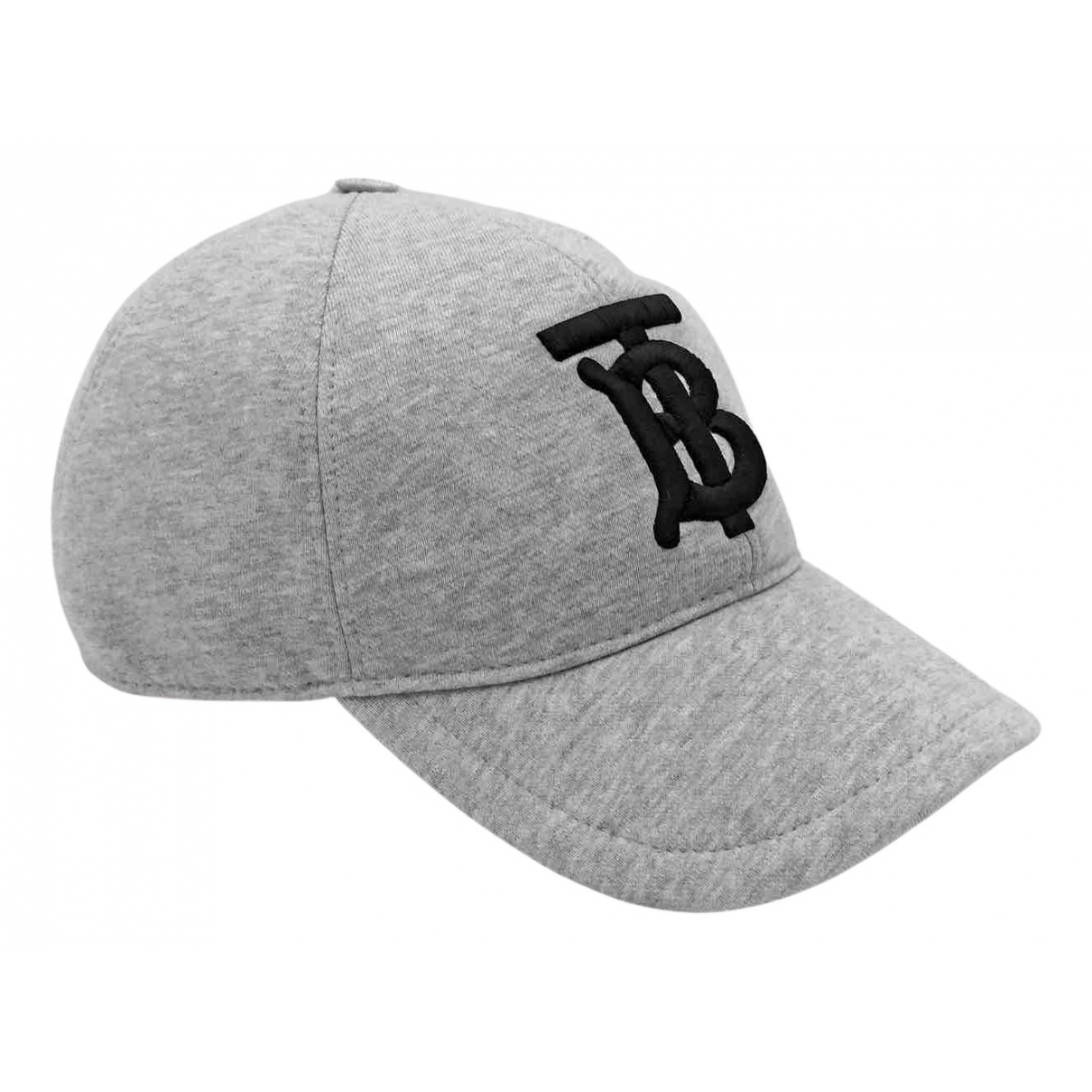 Burberry N Grey Cotton hat & pull on hat for Men 59 cm
