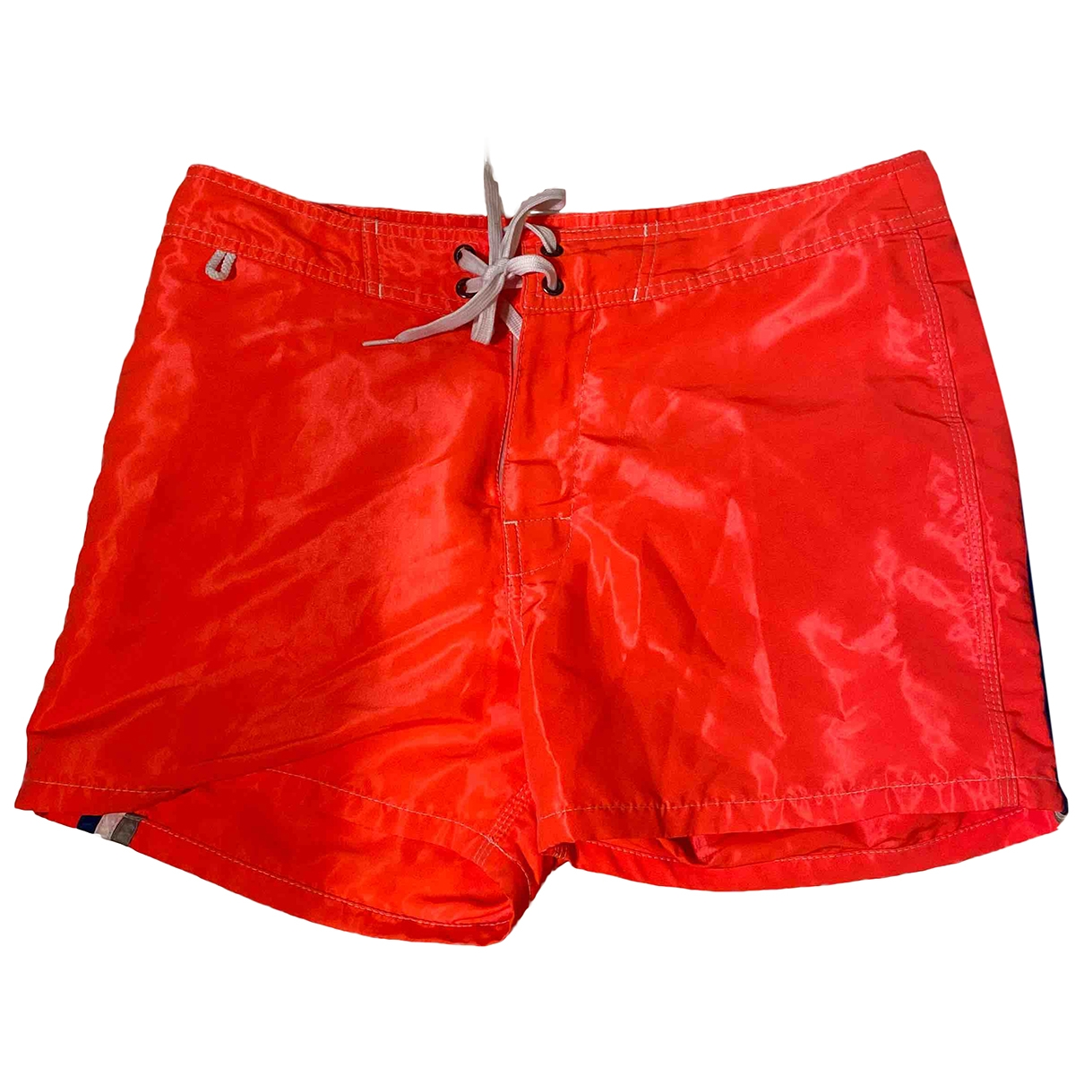 Sundek \N Badeanzug in  Orange Polyester