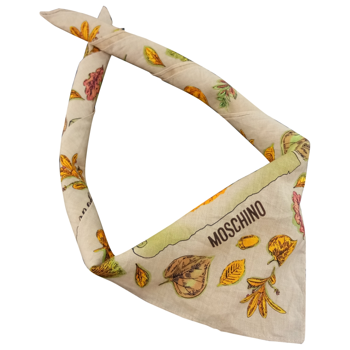 Moschino \N scarf & pocket squares for Men \N