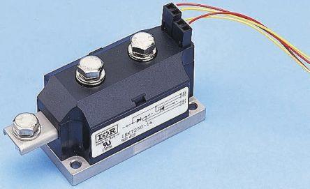 Vishay 1600V 320A, Dual Silicon Junction Diode, 3-Pin MAGN-A-PAK VS-VSKD320-16PBF